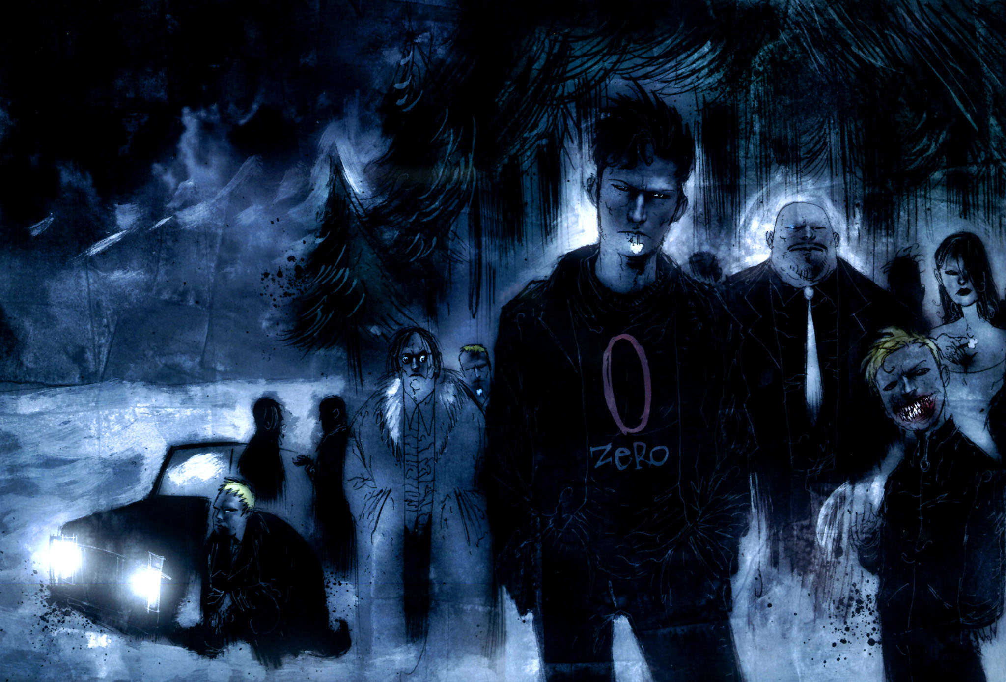 Read online 30 Days of Night: Return to Barrow comic -  Issue #4 - 4