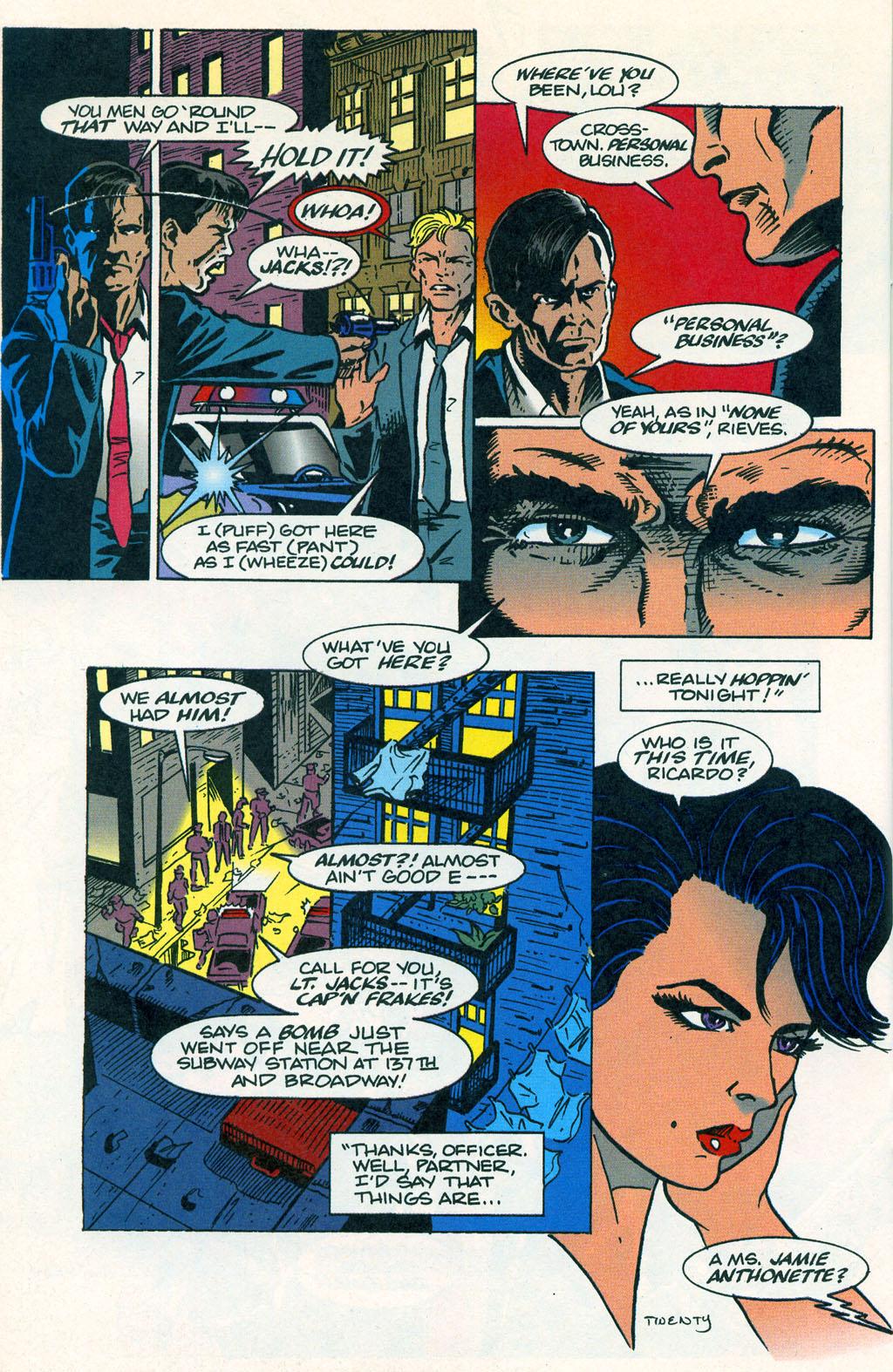Read online ShadowHawk comic -  Issue #1 - 24