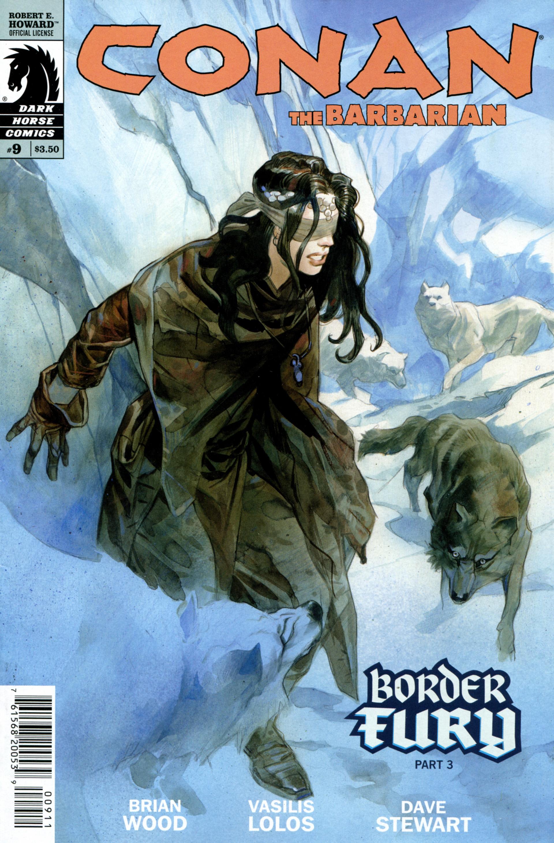 Conan the Barbarian (2012) 9 Page 1