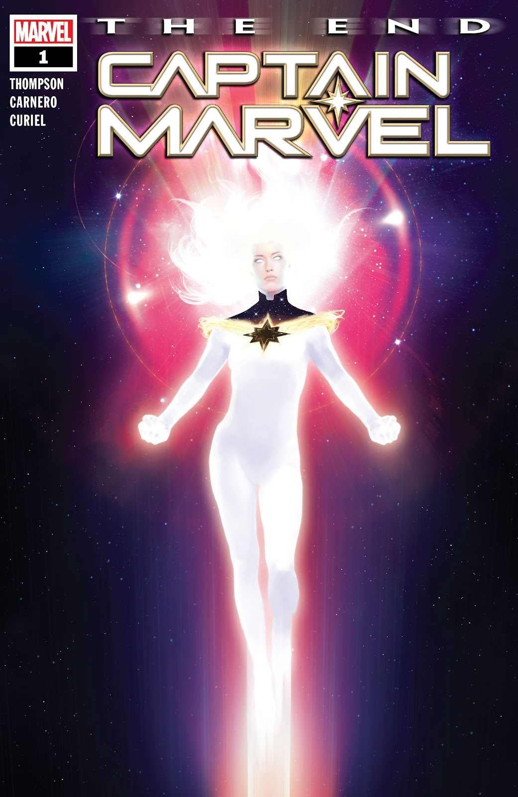 Read online Captain Marvel: The End comic -  Issue # Full - 1