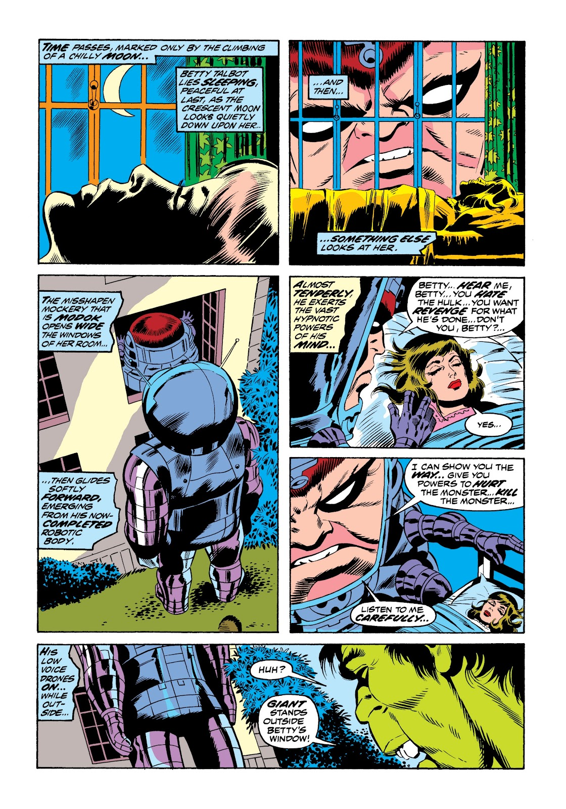 Read online Marvel Masterworks: The Incredible Hulk comic -  Issue # TPB 9 (Part 3) - 31