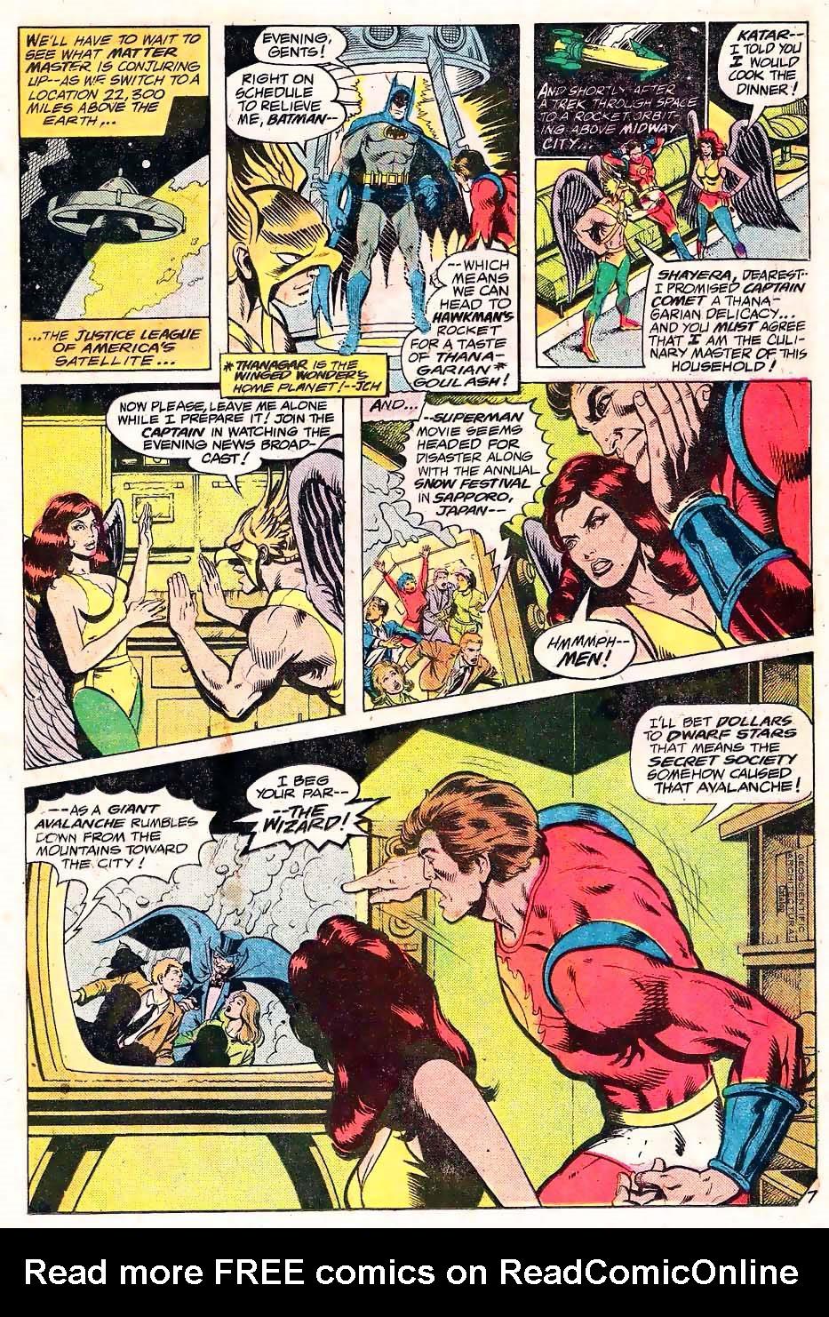 Read online Secret Society of Super-Villains comic -  Issue #7 - 8