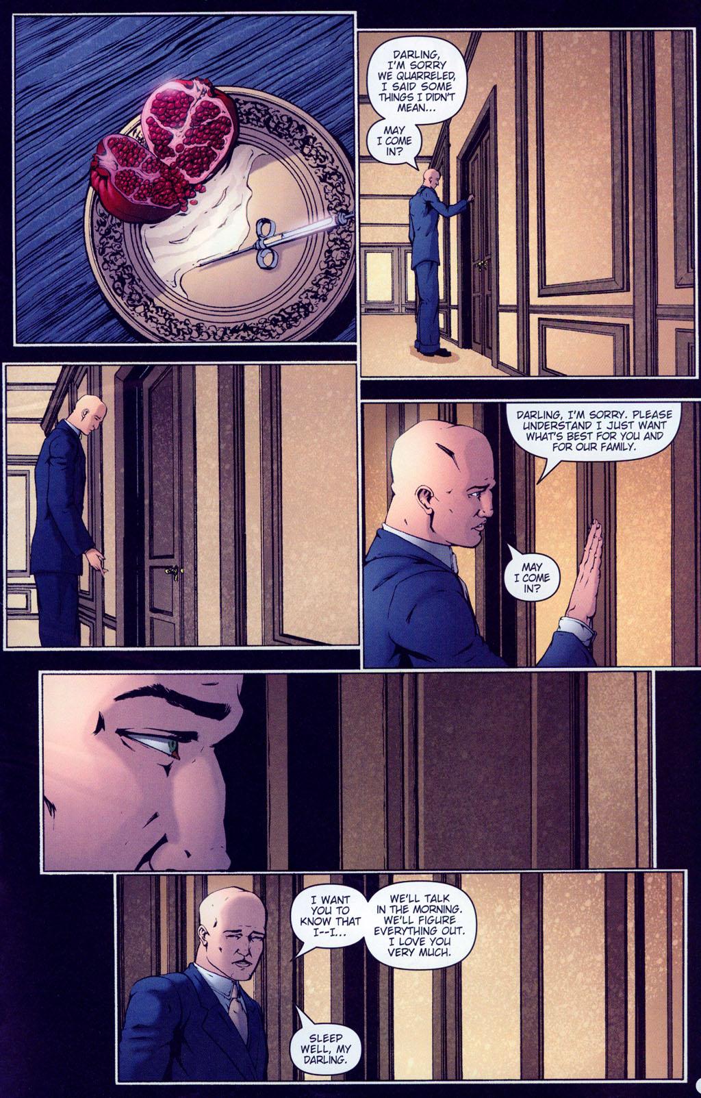 Read online Rex Mundi comic -  Issue #12 - 25