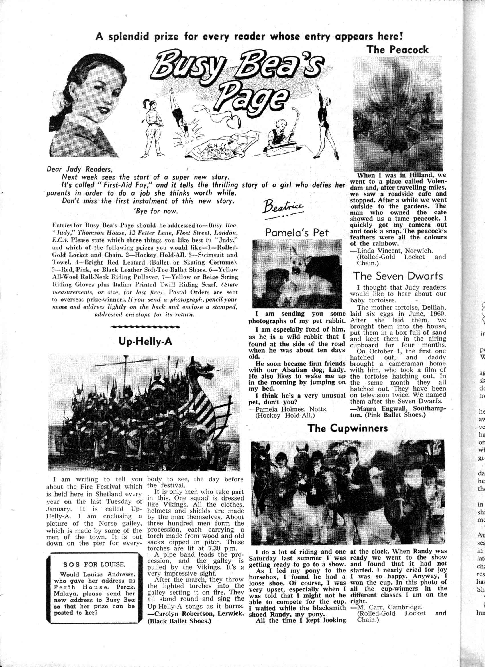 Read online Judy comic -  Issue #163 - 12
