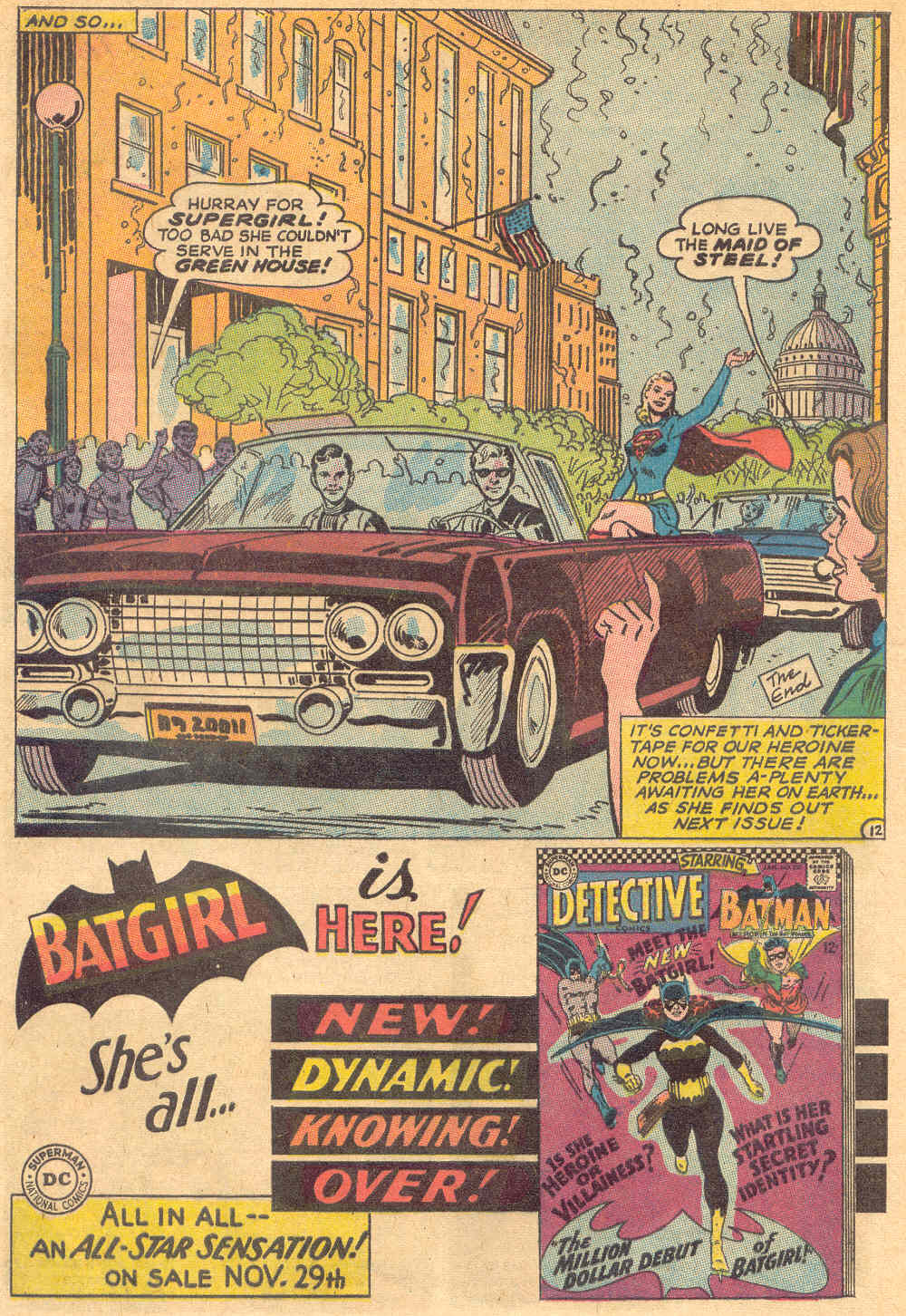 Read online Action Comics (1938) comic -  Issue #345 - 32
