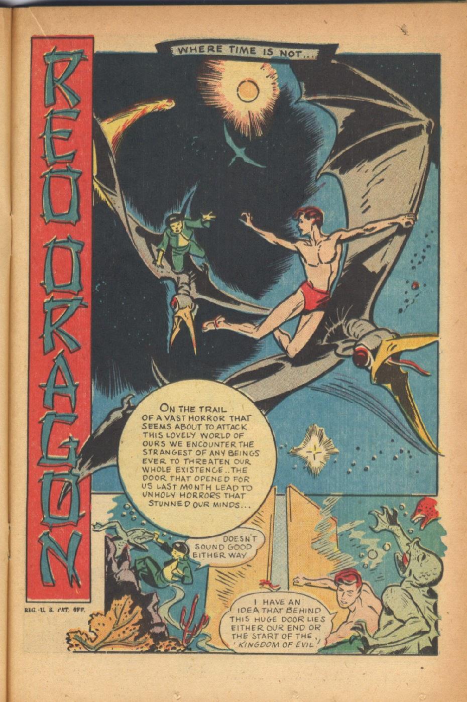 Read online Super-Magician Comics comic -  Issue #47 - 29