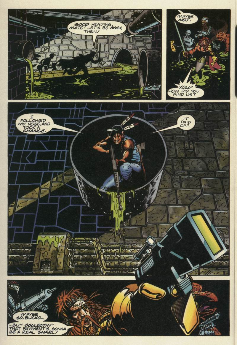 Read online Turok, Dinosaur Hunter (1993) comic -  Issue #15 - 6