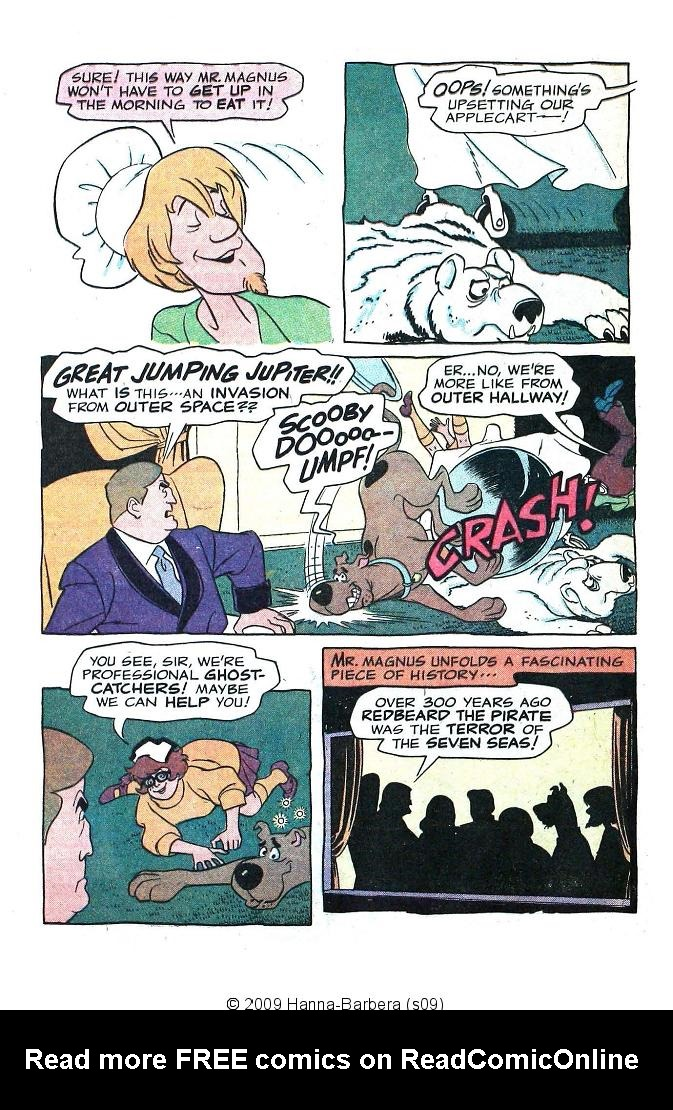 Read online Scooby-Doo... Where Are You! (1970) comic -  Issue #6 - 8