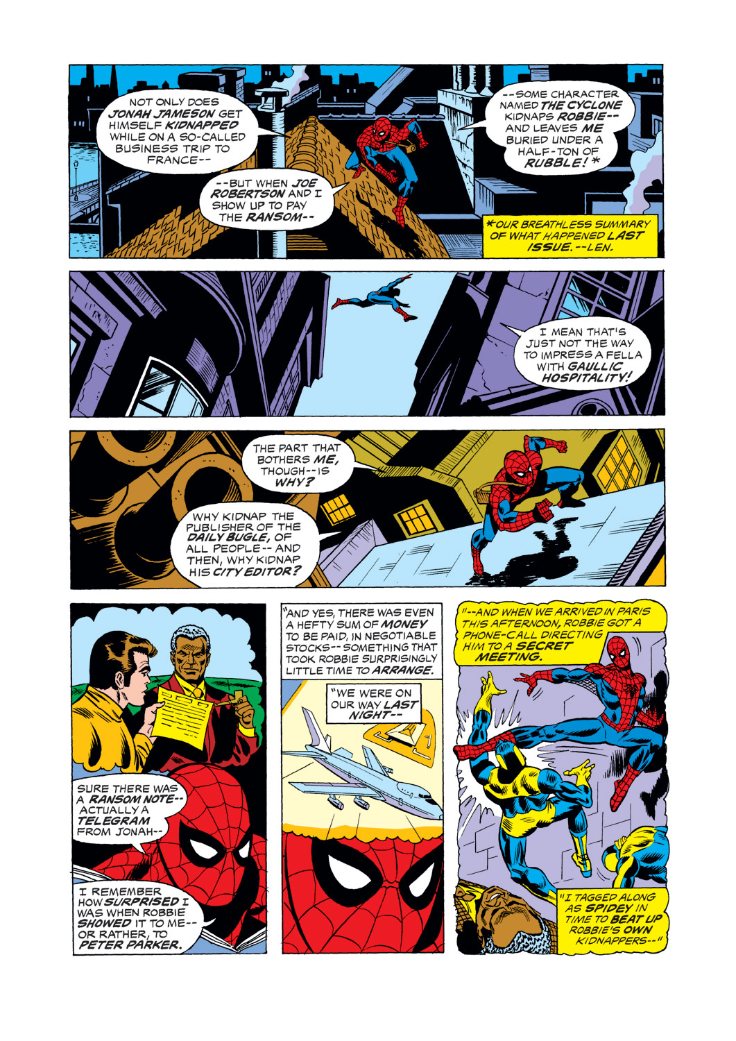 The Amazing Spider-Man (1963) 144 Page 2
