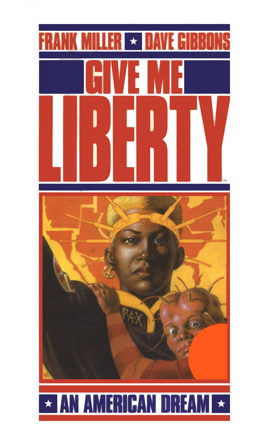 Give Me Liberty TPB Page 1