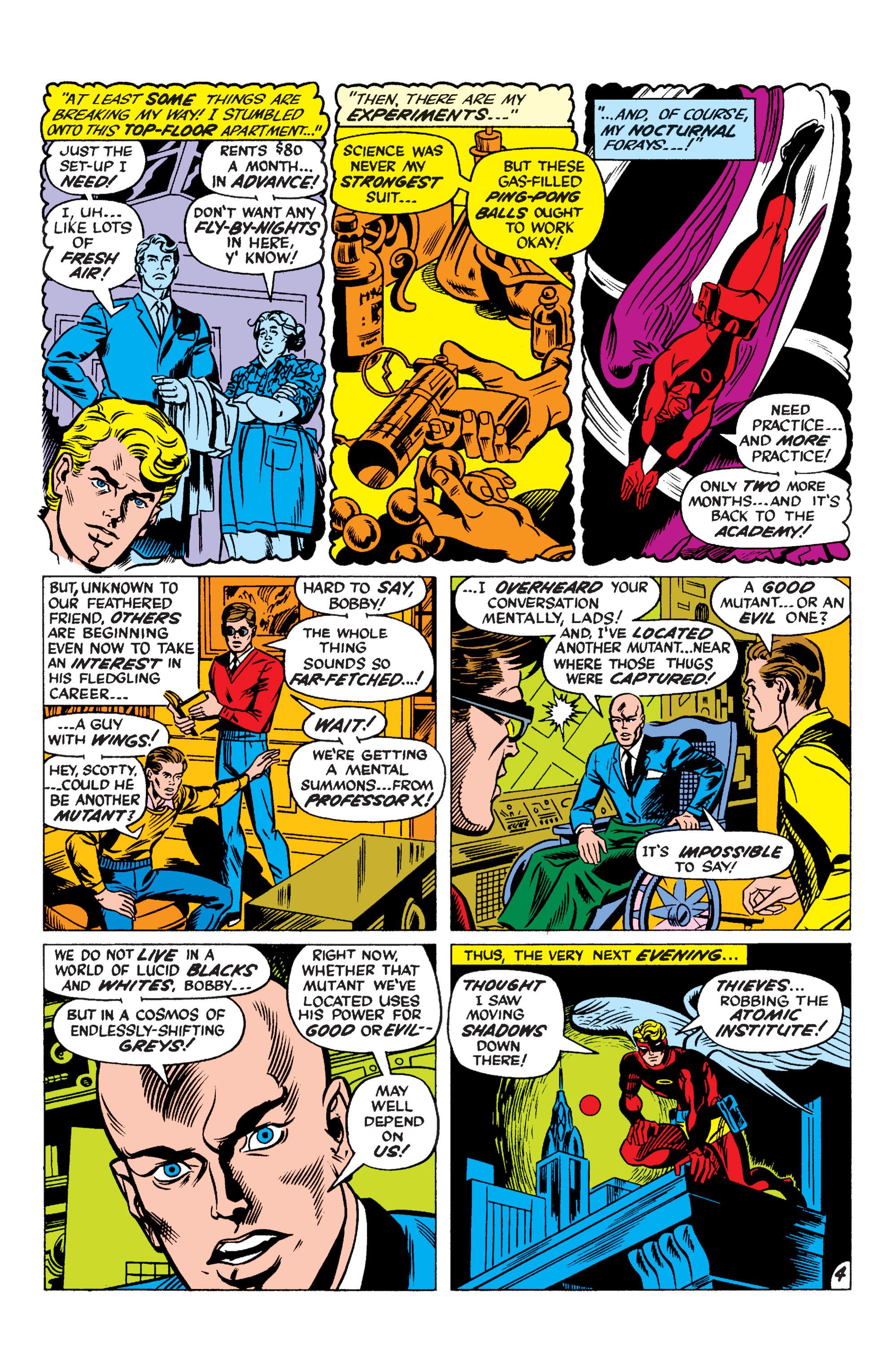 Uncanny X-Men (1963) 55 Page 19