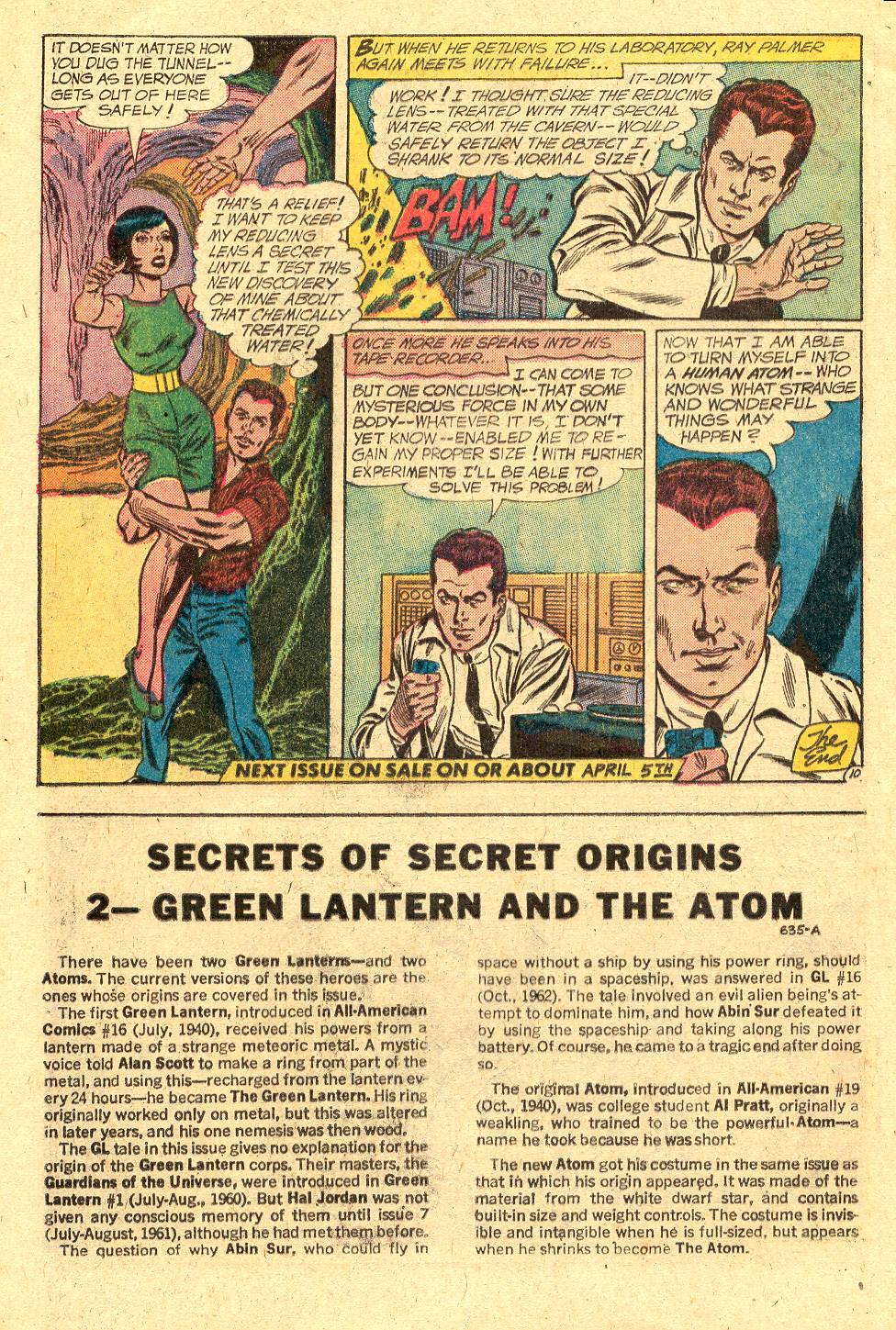 Read online Secret Origins (1973) comic -  Issue #2 - 32