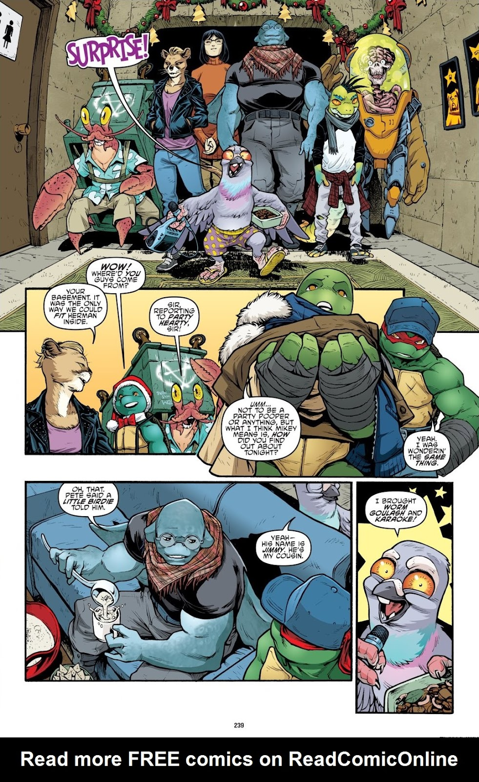 Read online Teenage Mutant Ninja Turtles: The IDW Collection comic -  Issue # TPB 8 (Part 3) - 38