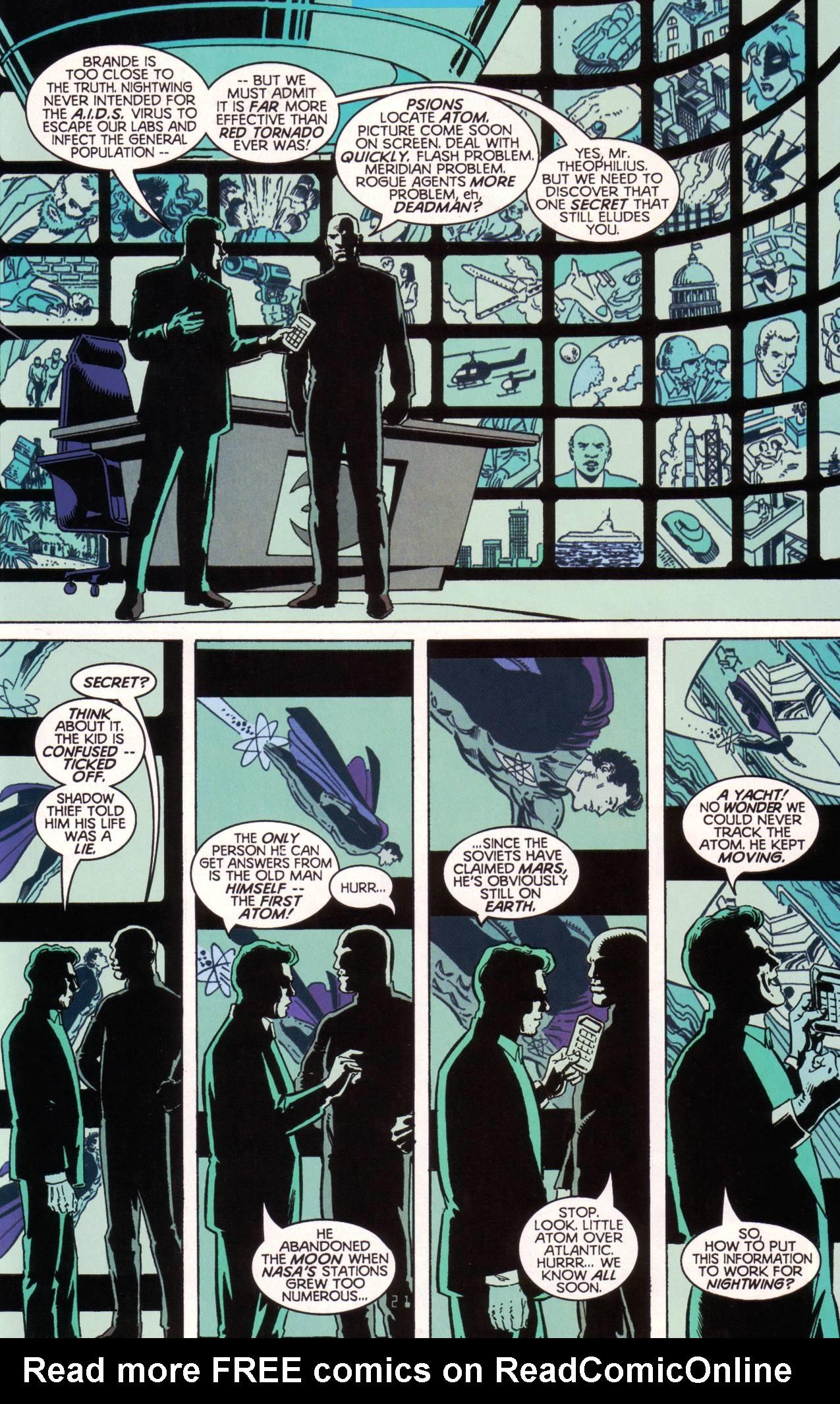 Read online Tangent Comics/ The Atom comic -  Issue # Full - 22