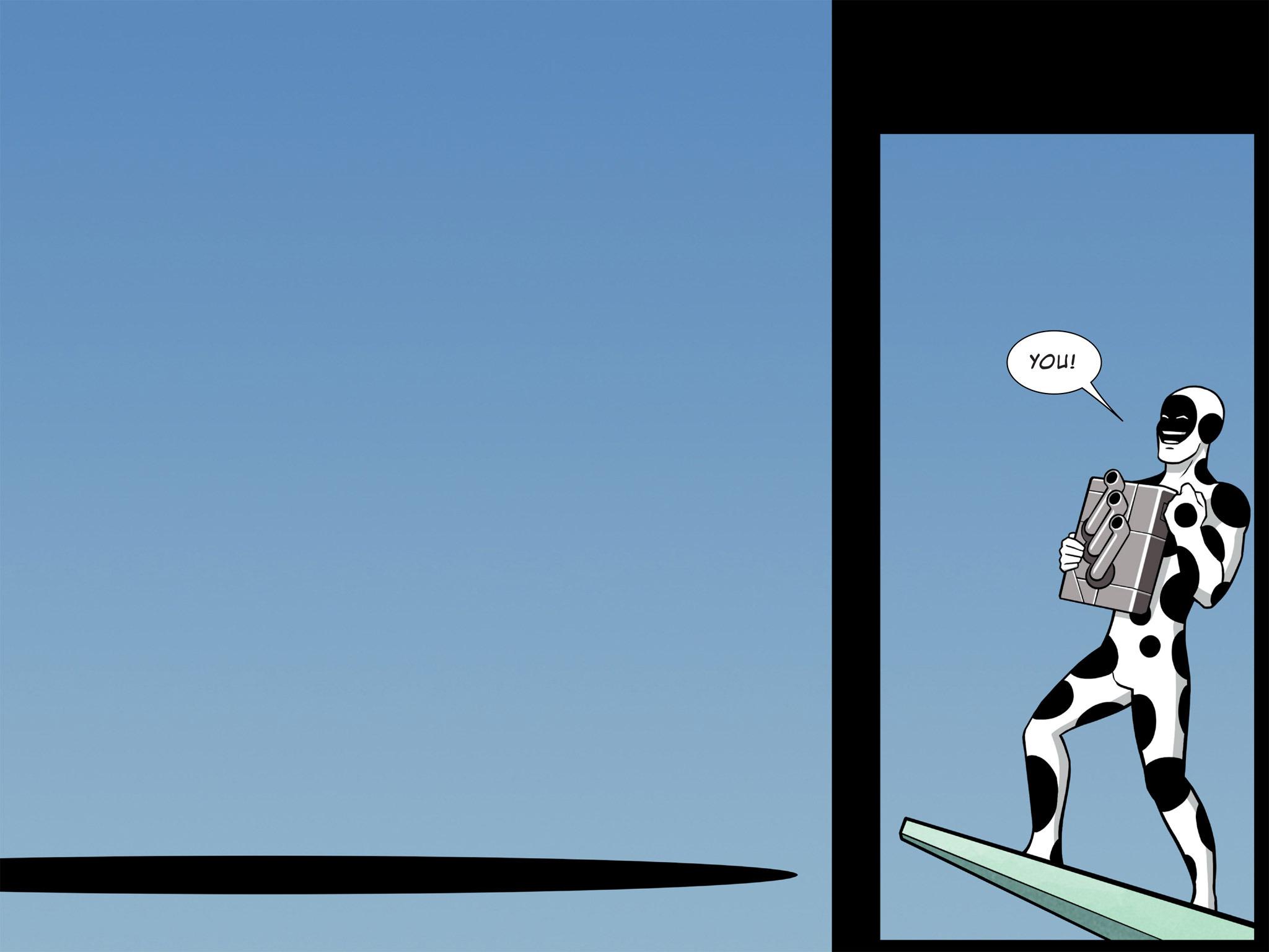 Read online Ultimate Spider-Man (Infinite Comics) (2015) comic -  Issue #7 - 36