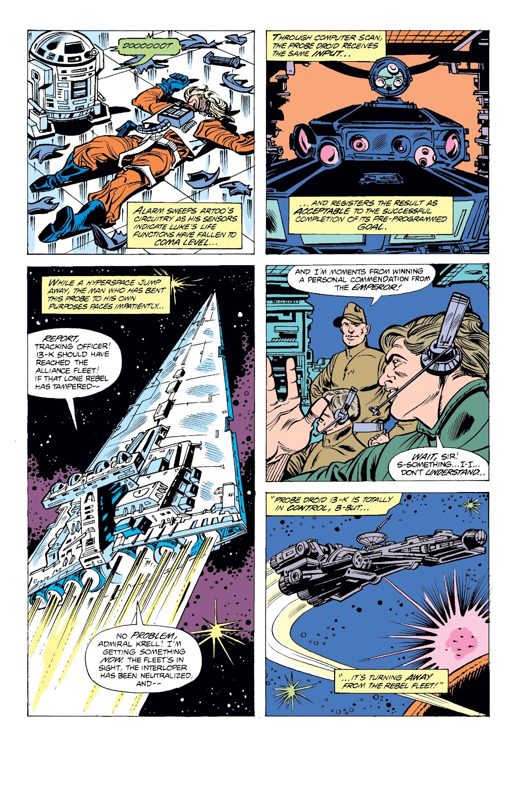 Read online Star Wars Legends: The Original Marvel Years - Epic Collection comic -  Issue # TPB 3 (Part 2) - 31