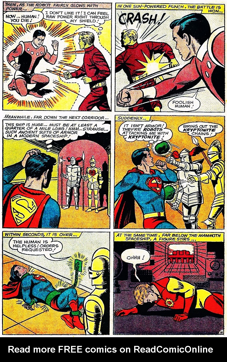 Read online Adventure Comics (1938) comic -  Issue #348 - 22