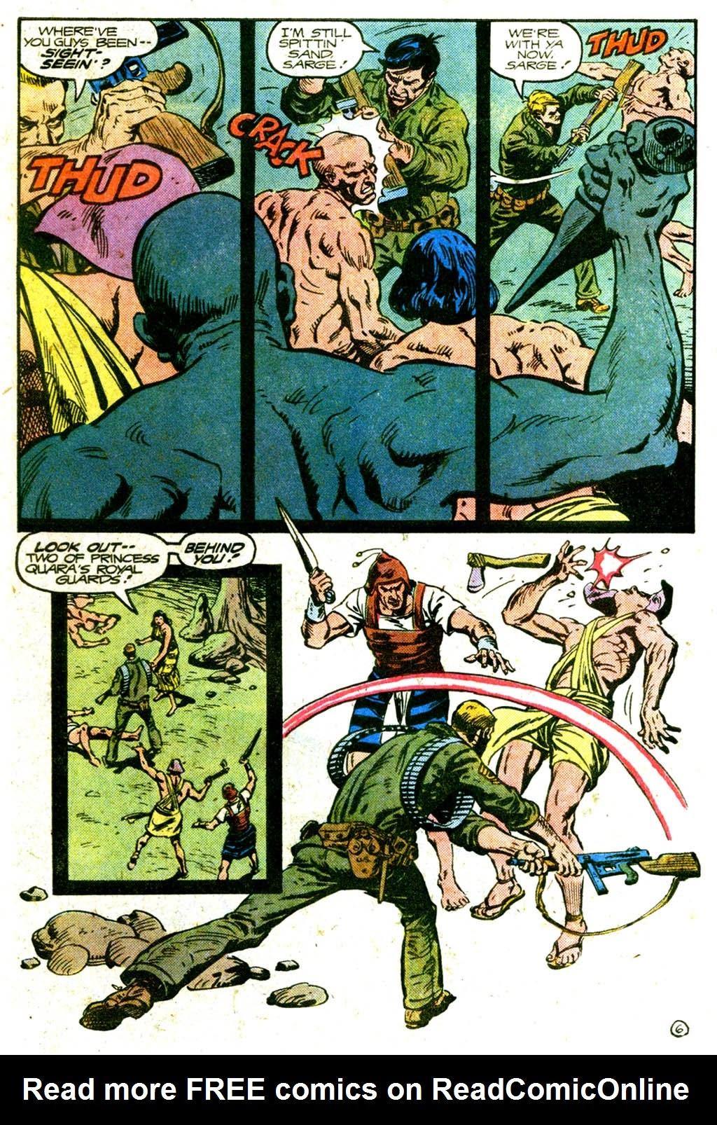 Read online Sgt. Rock comic -  Issue #332 - 9