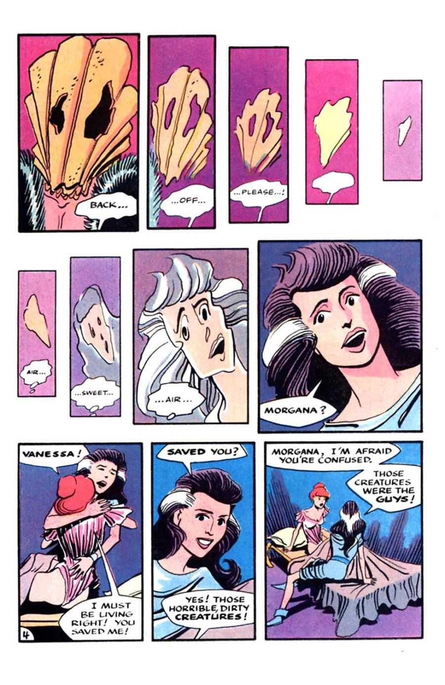 Read online Mars comic -  Issue #5 - 6