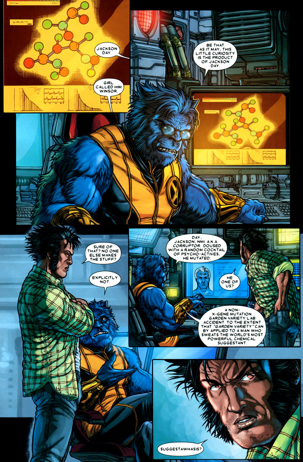 Read online Wolverine: The Best There Is comic -  Issue #2 - 3