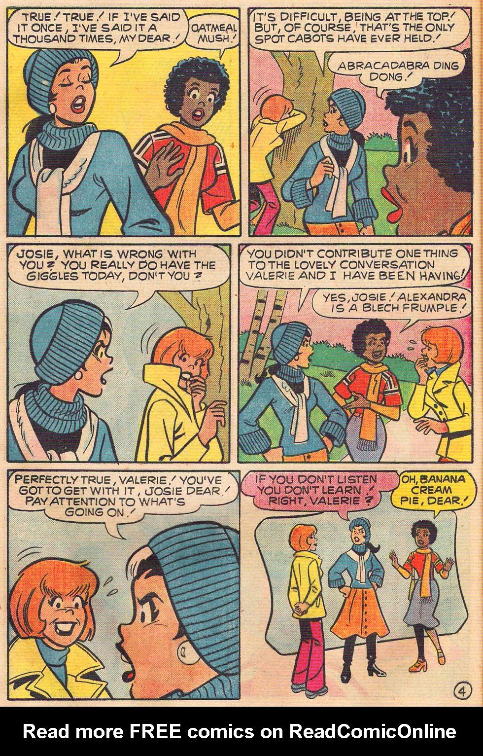 Read online She's Josie comic -  Issue #87 - 32