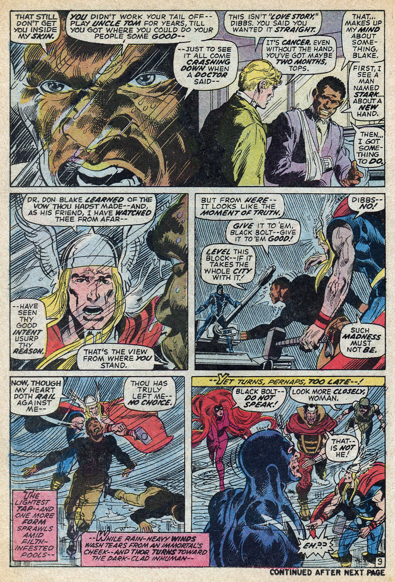 Read online Amazing Adventures (1970) comic -  Issue #8 - 14