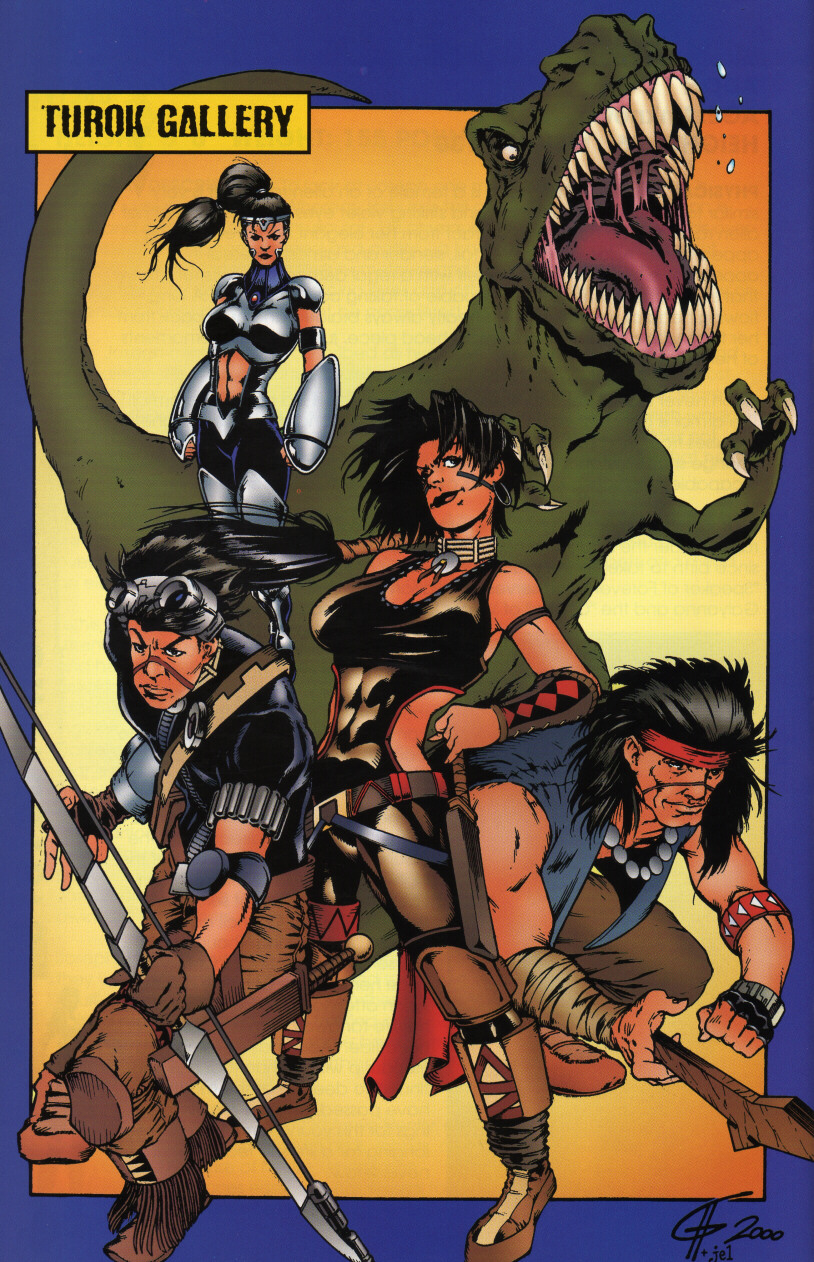 Read online Turok 3: Shadow of Oblivion comic -  Issue # Full - 45
