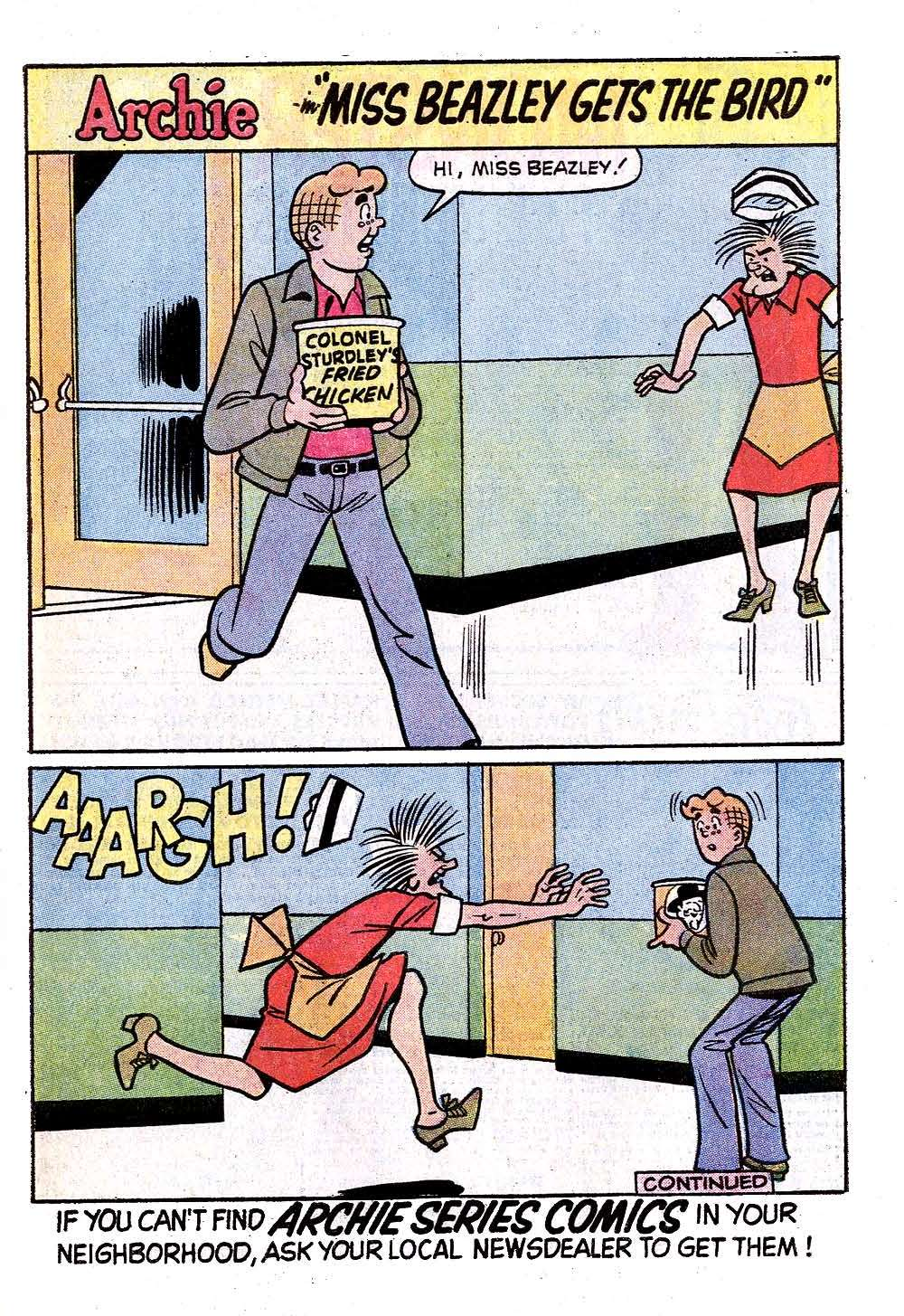 Read online Archie (1960) comic -  Issue #231 - 27