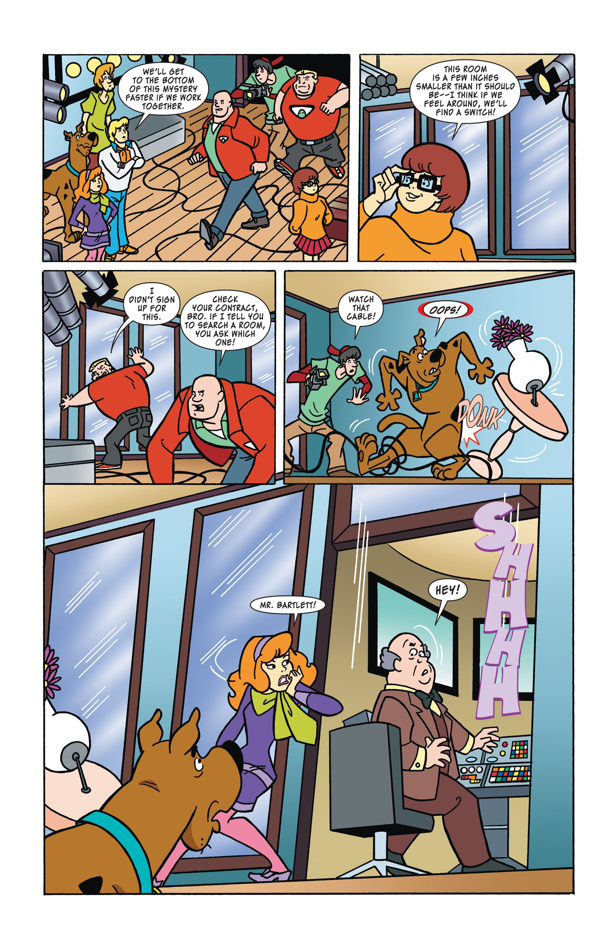 Read online Scooby-Doo: Where Are You? comic -  Issue #53 - 10