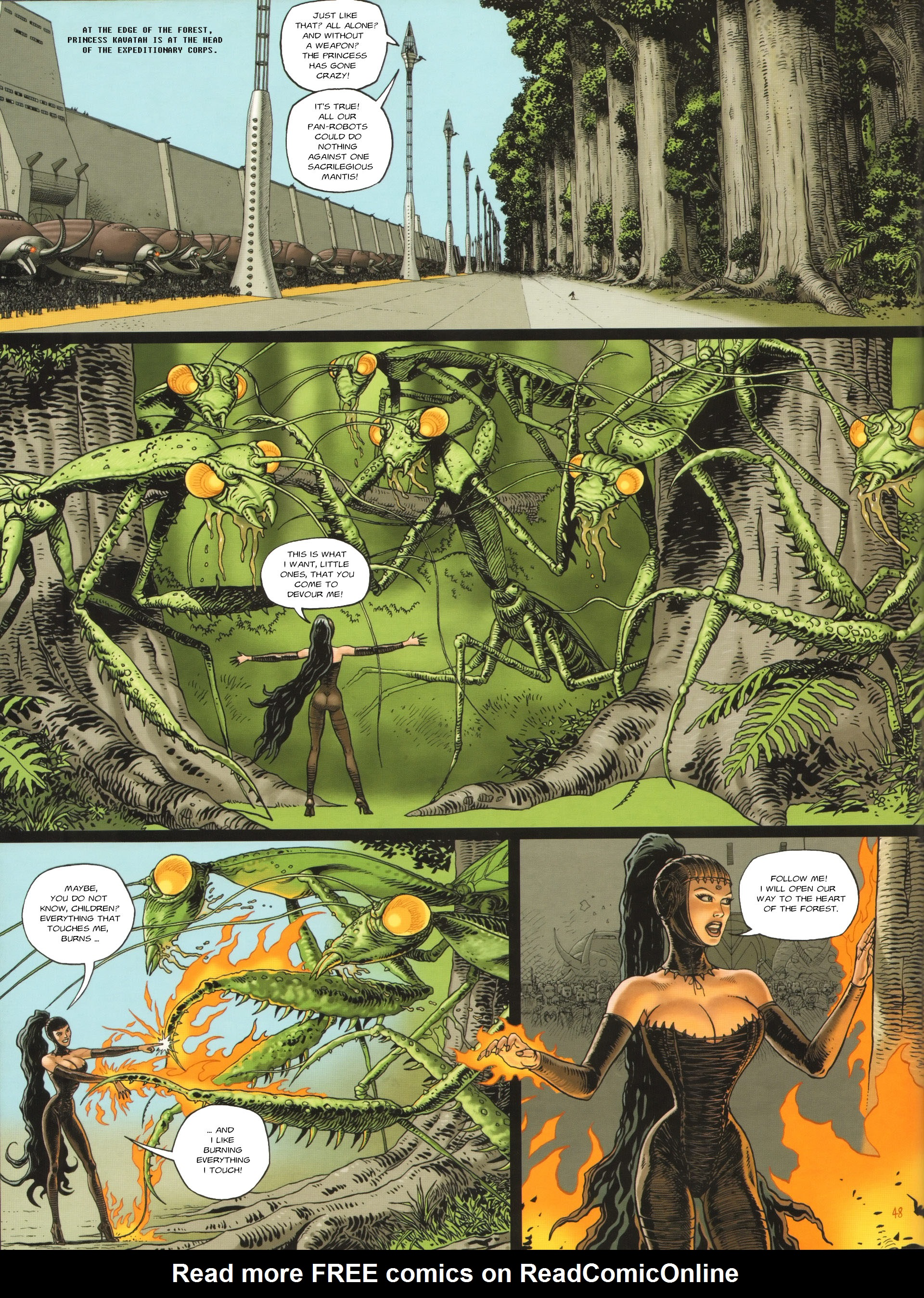 Read online Megalex (2014) comic -  Issue #3 - 51