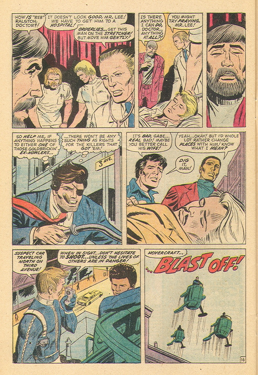 Read online Sgt. Fury comic -  Issue #100 - 27