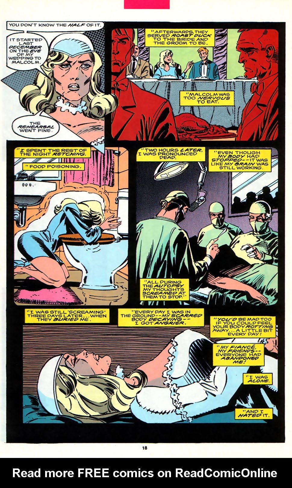 Read online Alpha Flight (1983) comic -  Issue #107 - 14