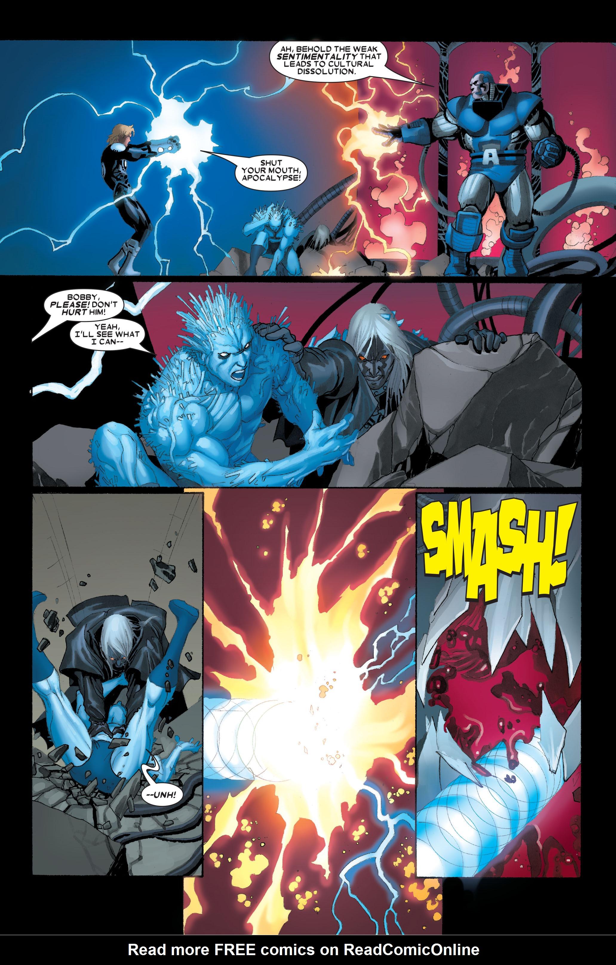 X-Men (1991) 185 Page 4