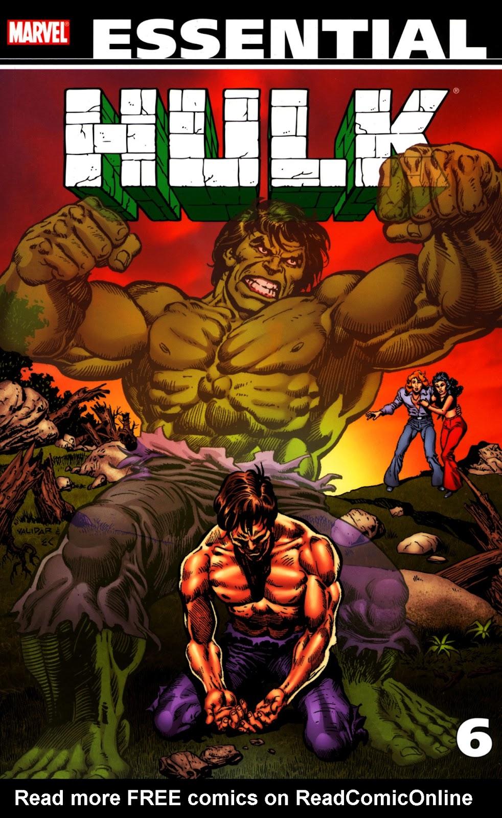 Essential Hulk TPB_6 Page 1