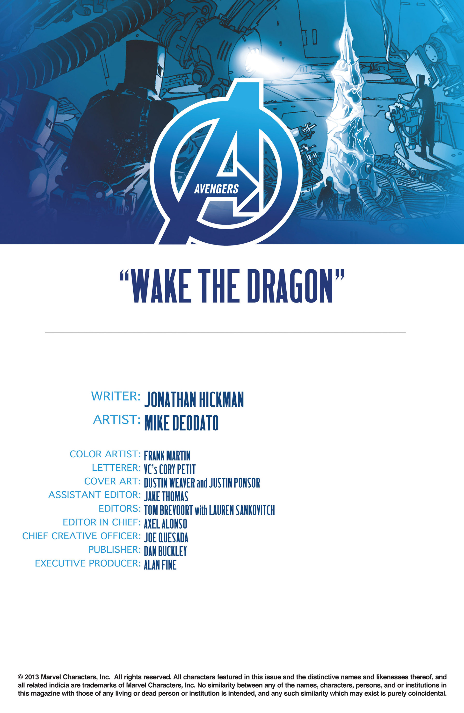 Read online Avengers (2013) comic -  Issue #11 - 4