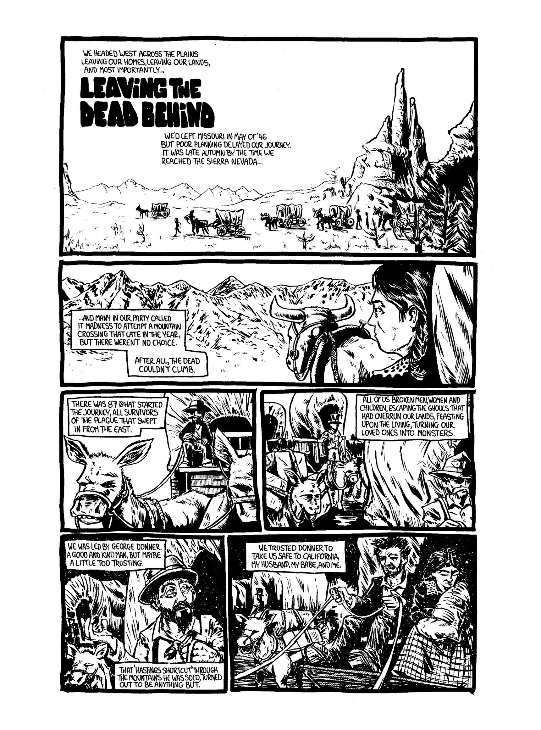 Read online FUBAR comic -  Issue #3 - 101