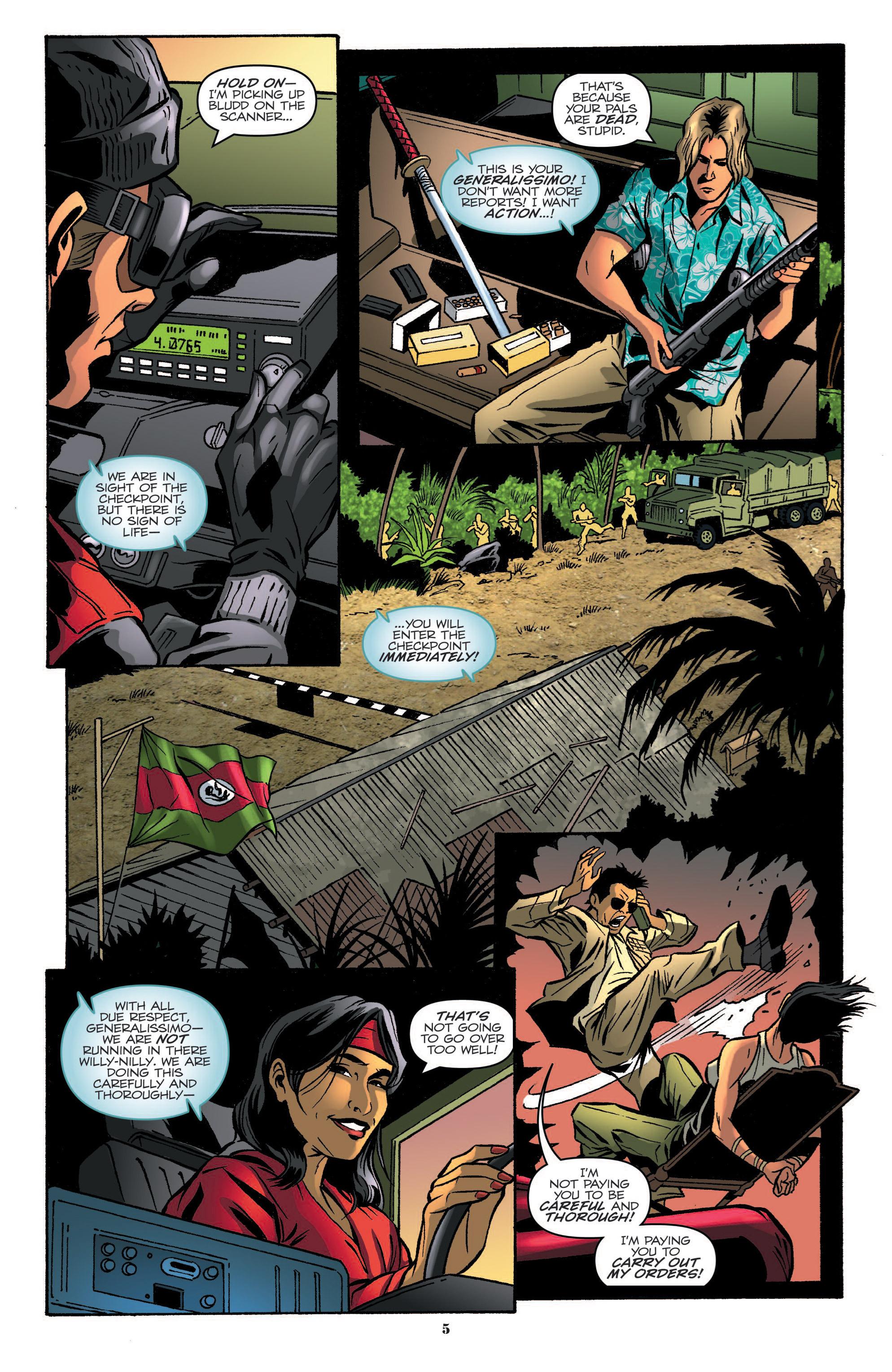 G.I. Joe: A Real American Hero 191 Page 6