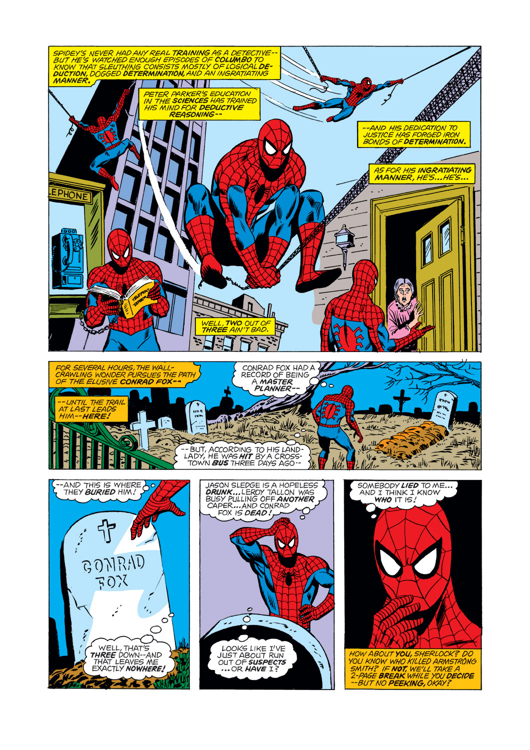 The Amazing Spider-Man (1963) 155 Page 13
