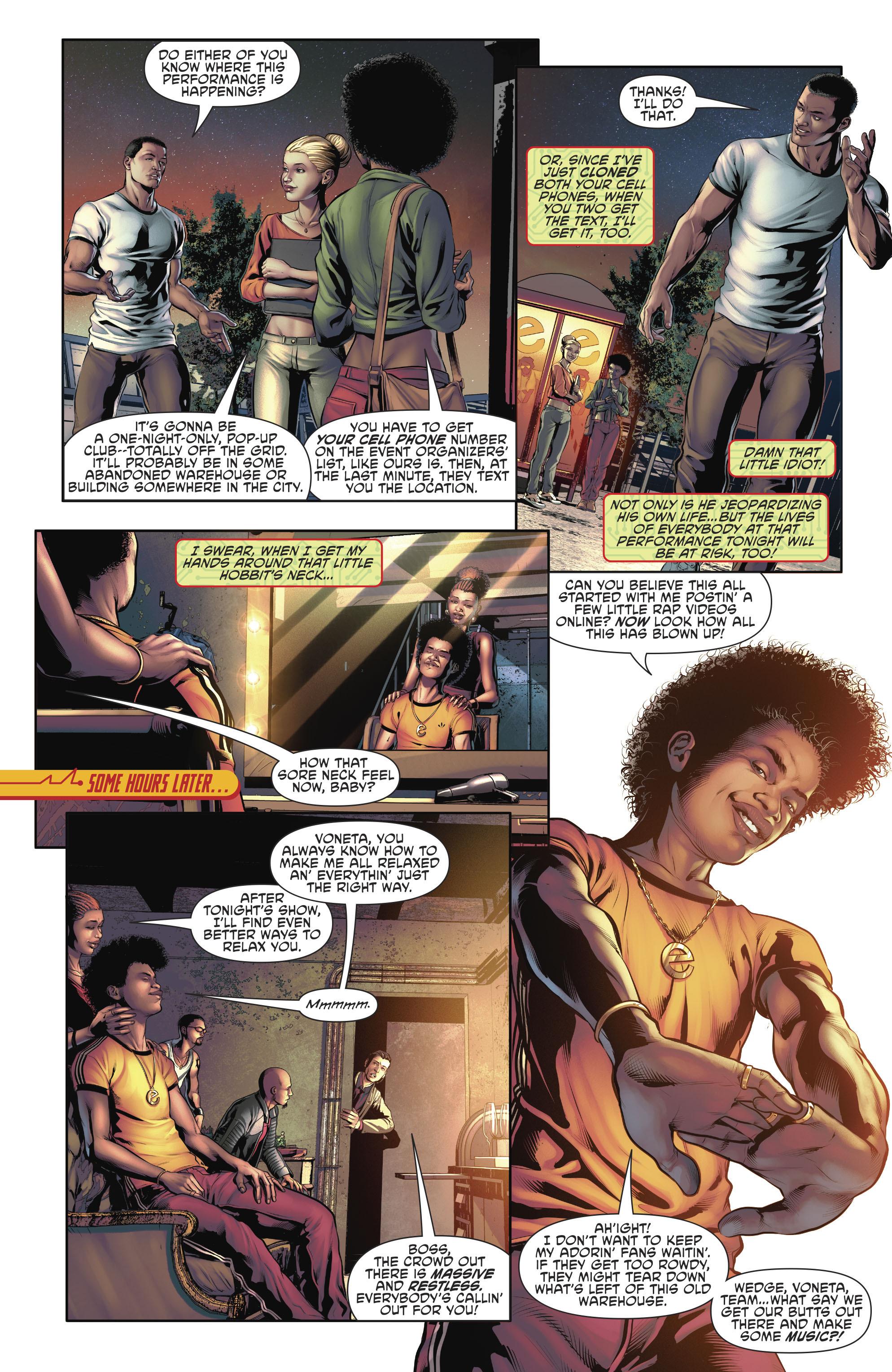 Read online Cyborg (2016) comic -  Issue #12 - 9