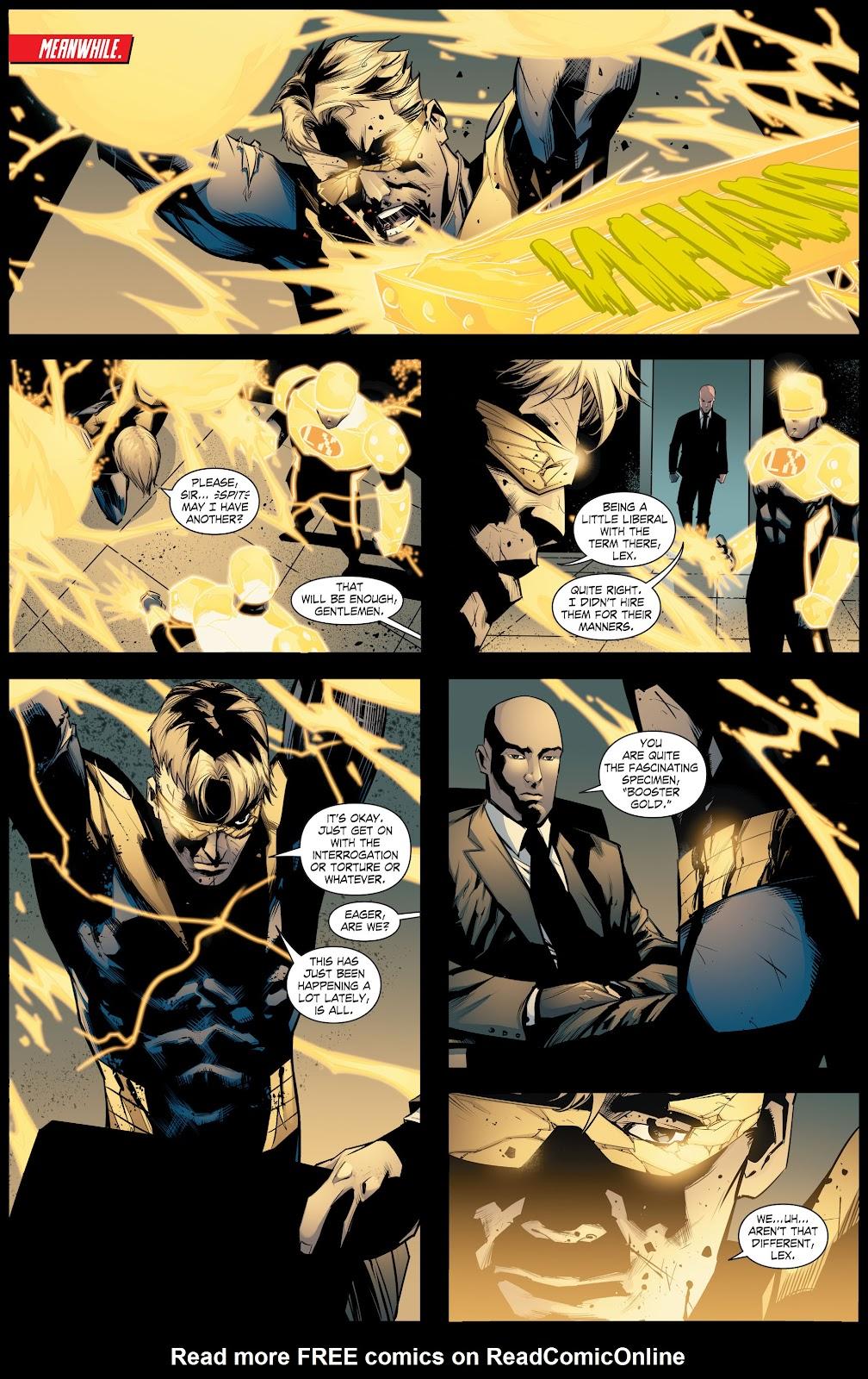 Read online Smallville Season 11 [II] comic -  Issue # TPB 8 - 123