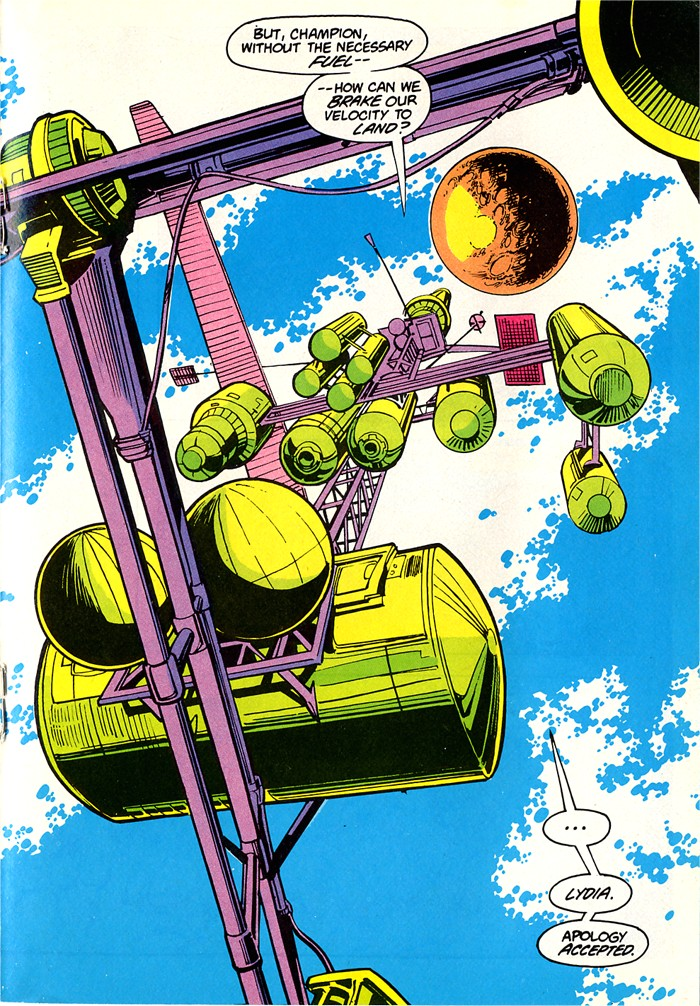 Read online Atari Force (1982) comic -  Issue #1 - 27