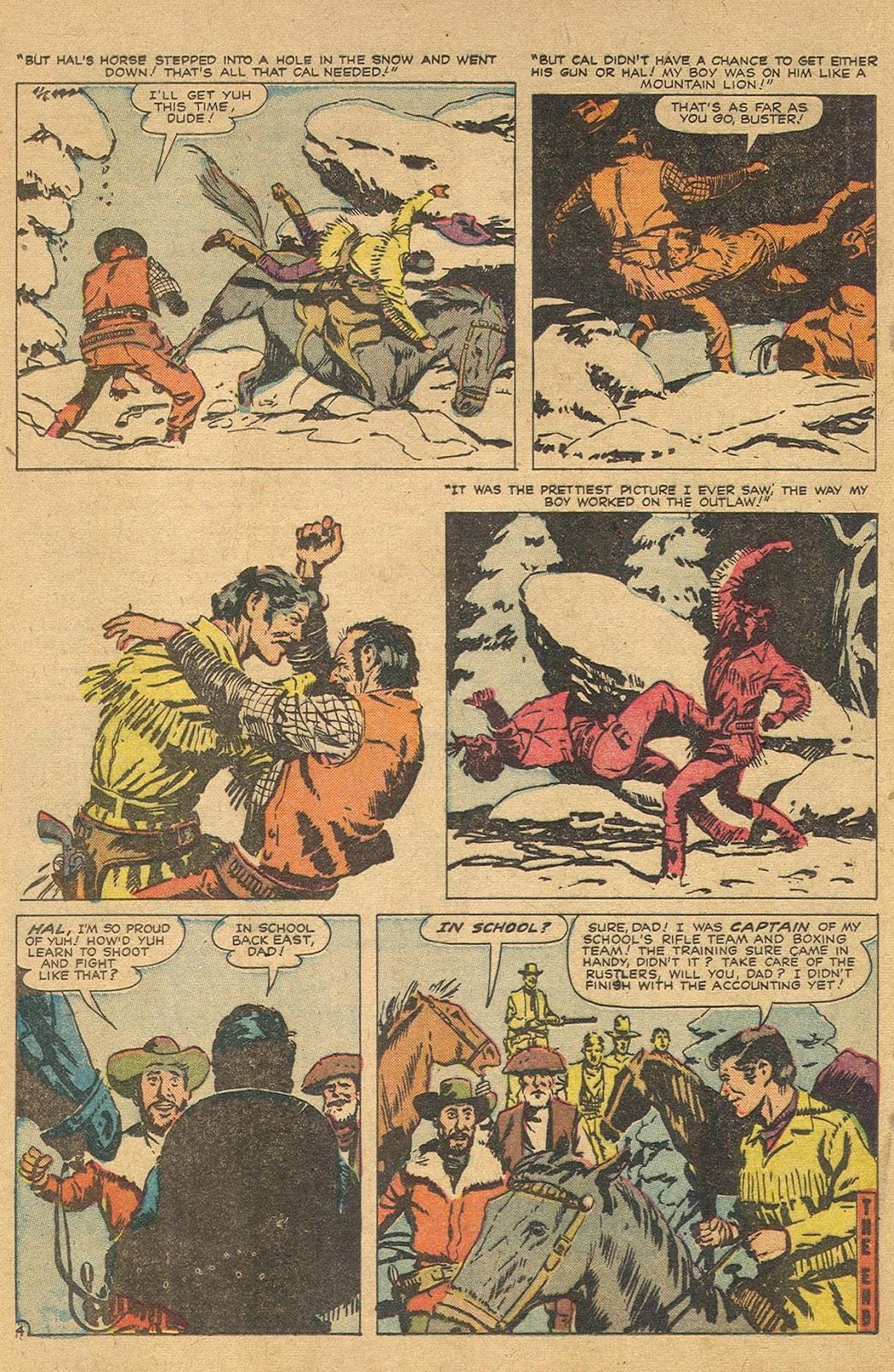 Gunsmoke Western issue 44 - Page 24