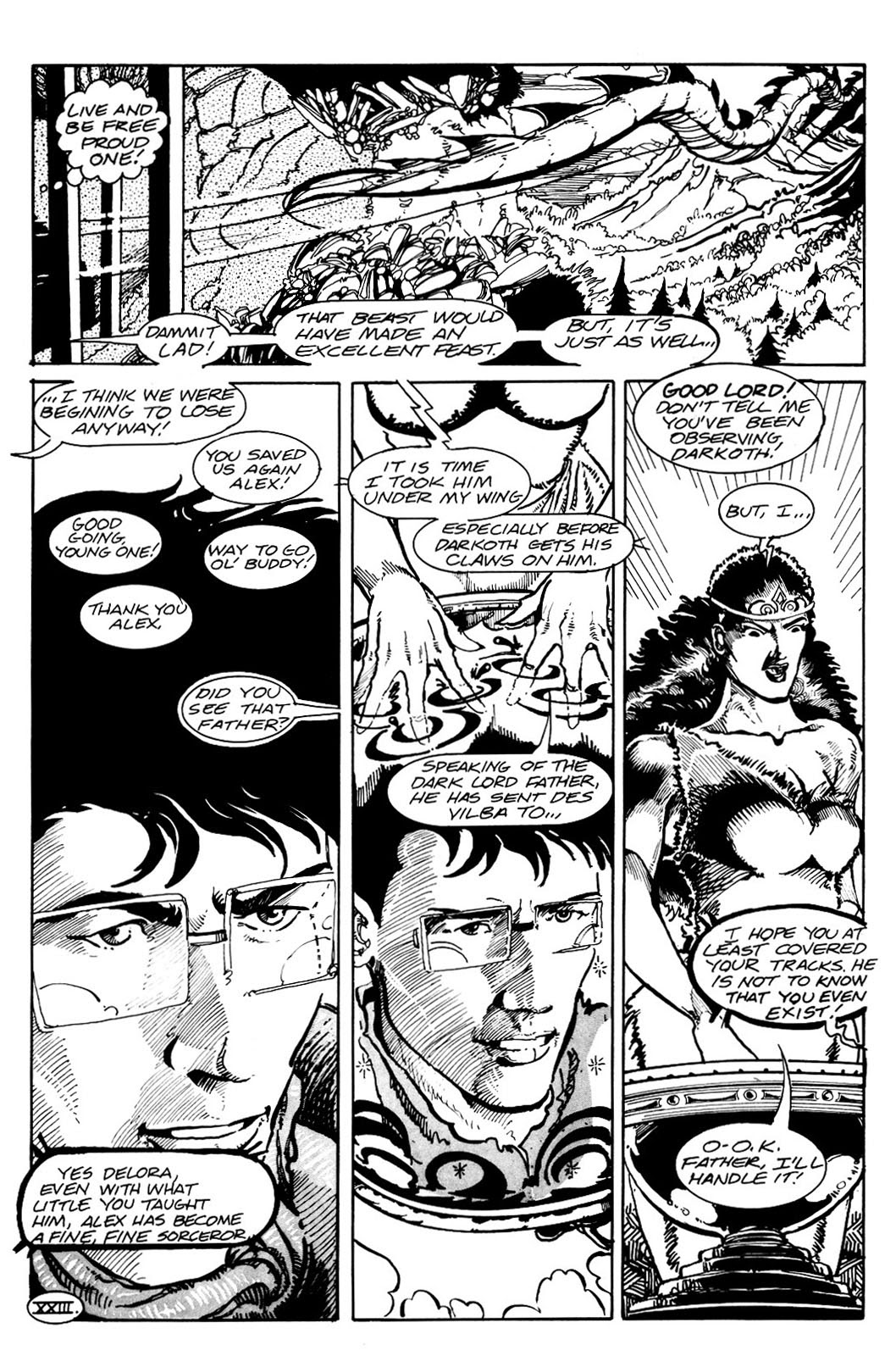 The Realm (1986) issue 18 - Page 25