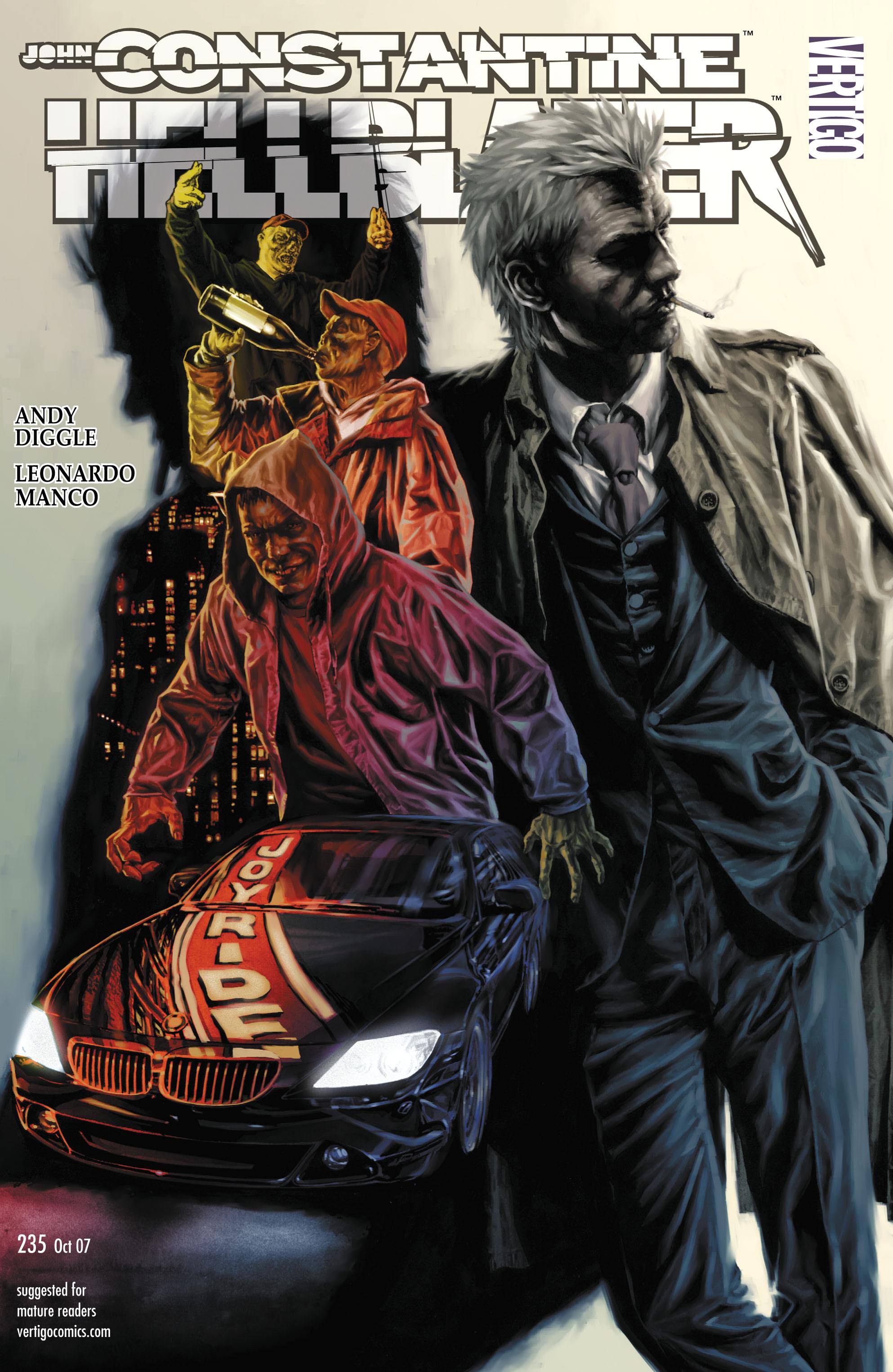 Hellblazer issue 235 - Page 1