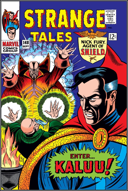 Strange Tales (1951) 148 Page 1