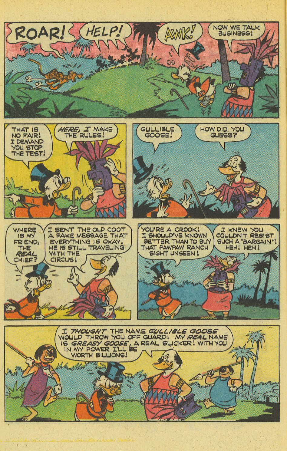 Read online Uncle Scrooge (1953) comic -  Issue #163 - 16