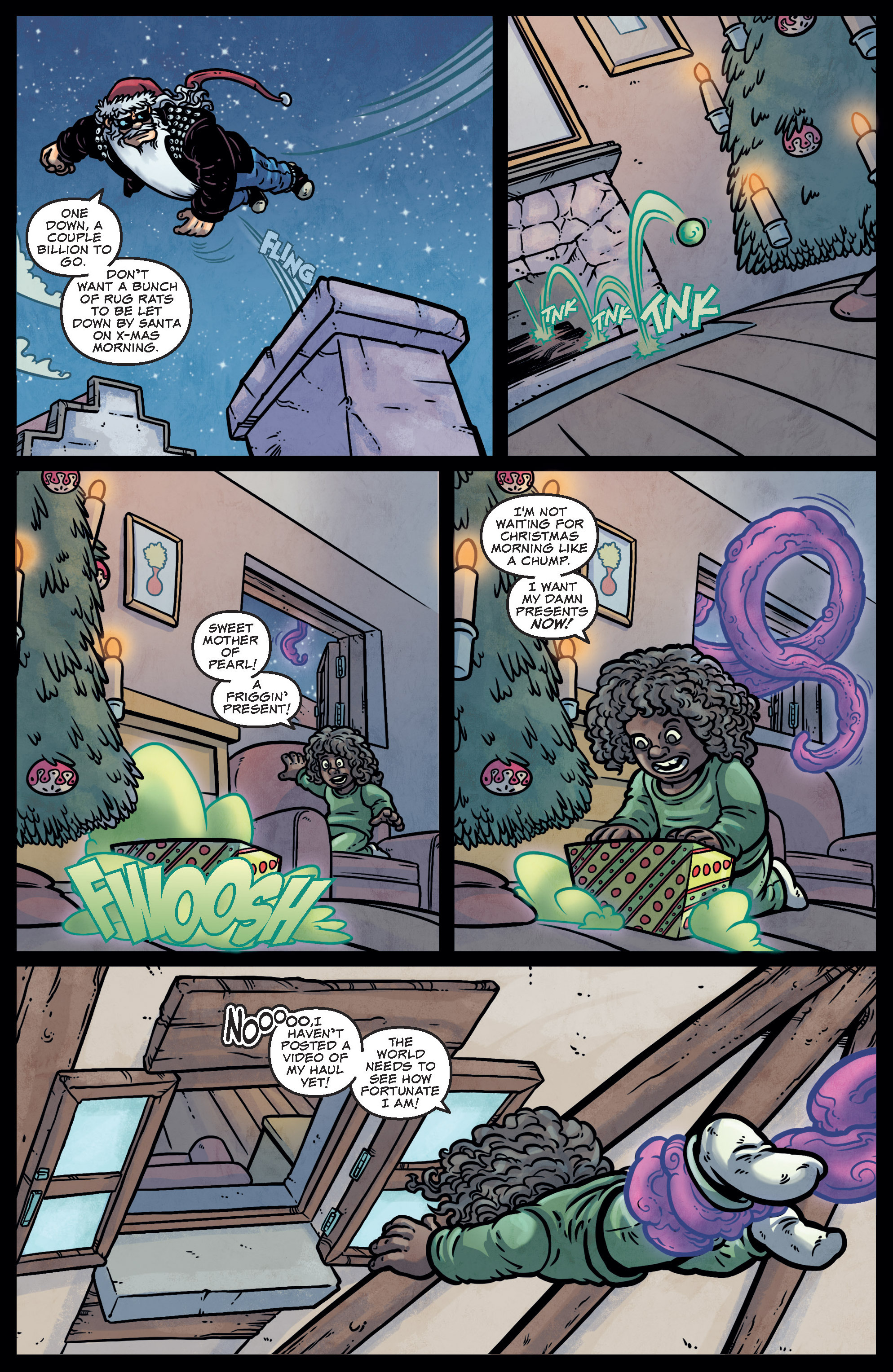 Read online Sleigher comic -  Issue #4 - 8