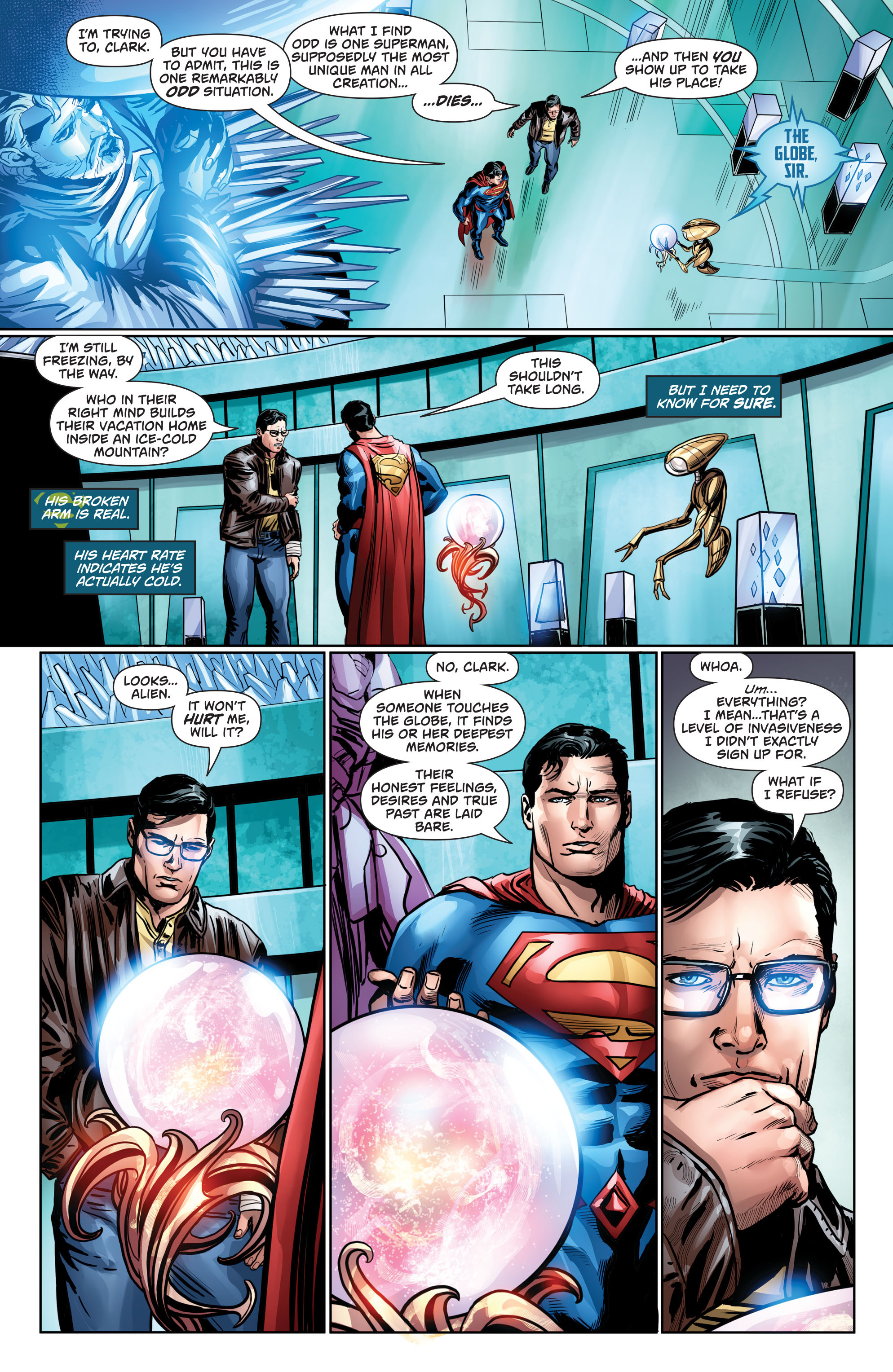 Read online Action Comics (2016) comic -  Issue #964 - 9