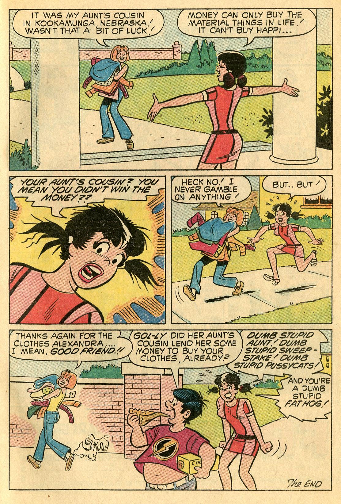 Read online She's Josie comic -  Issue #48 - 33