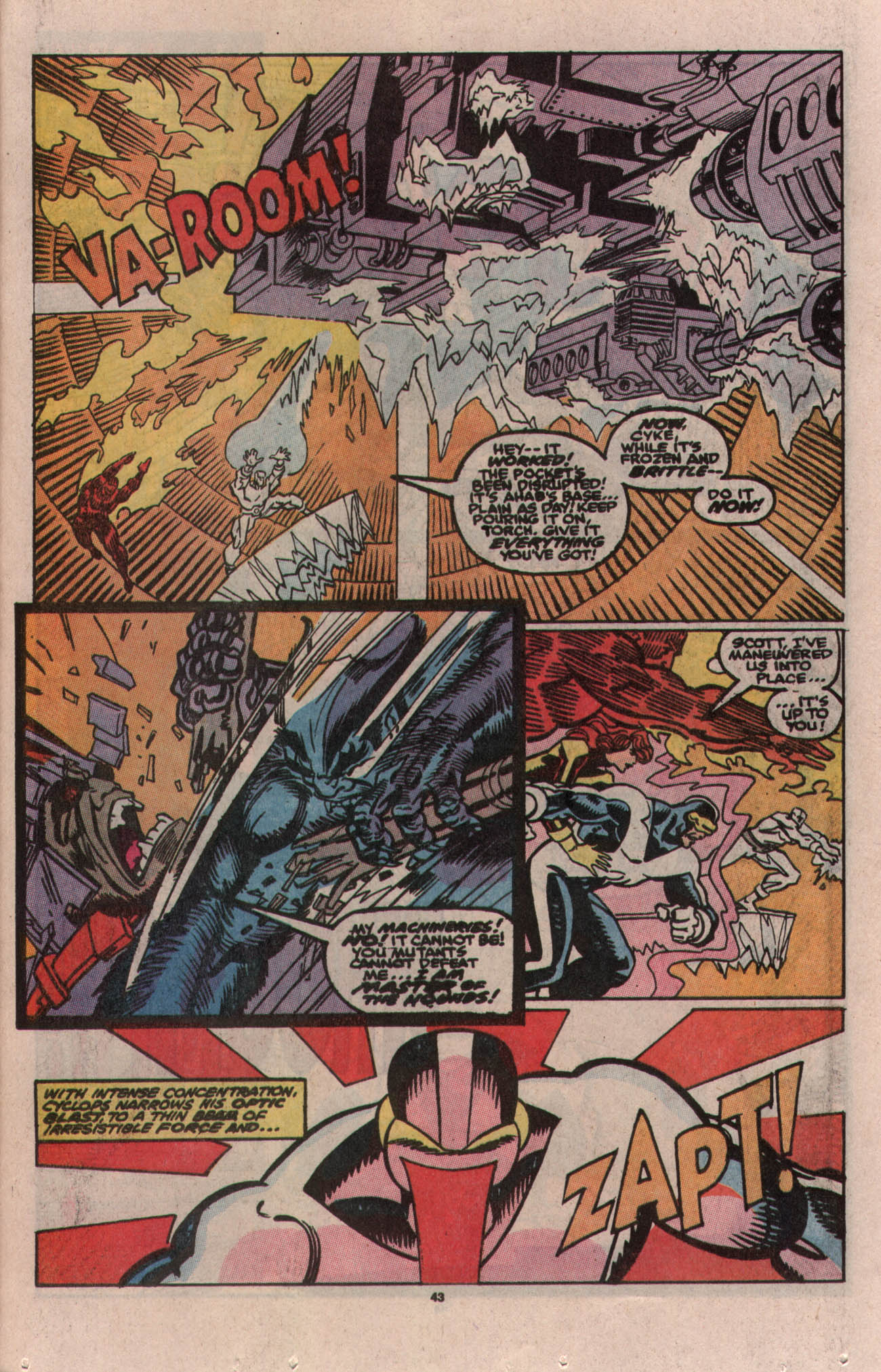 Read online X-Factor (1986) comic -  Issue # _ Annual 5 - 38